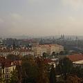 眺望布拉格