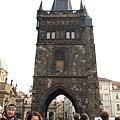 舊城區橋塔