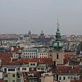 天文塔頂俯瞰-遠望城堡區