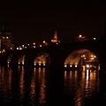 遊河中...查理大橋