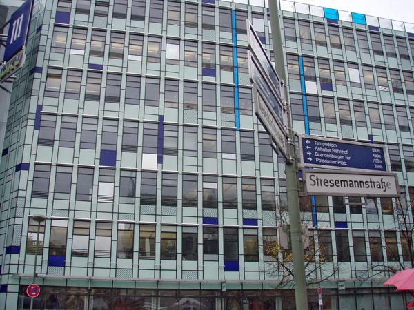 柏林的特色建築