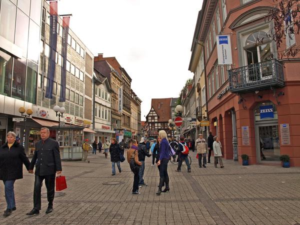 哥廷根街道