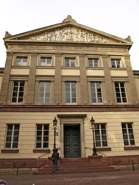 哥廷根---過去曾是學生監獄