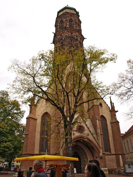 哥廷根小教堂