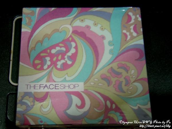 在機場為了花光韓元買滴FACESHOP唇彩盤