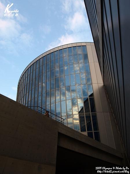 Suntory Museum之天空