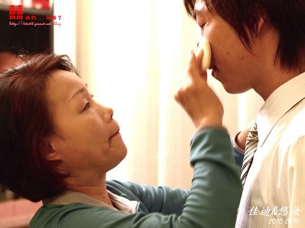 媽媽的愛心