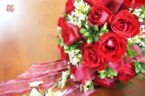 新娘捧花~