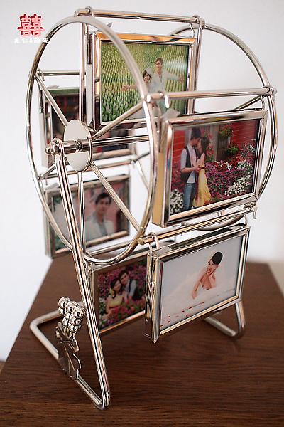 新房ㄉ婚紗照摩天輪