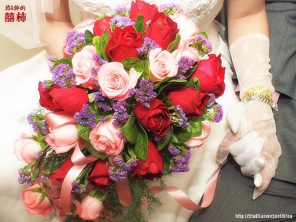 新娘ㄉ捧花