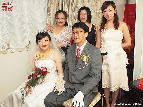 幸福的新人~伴娘群