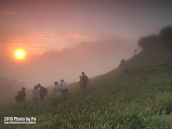 關鍵時刻~大霧襲來