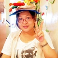 生日蛋糕帽~