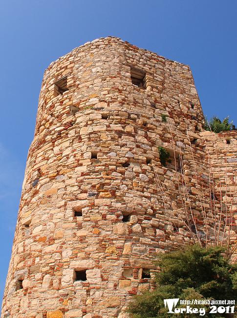 鴿子島上的城堡