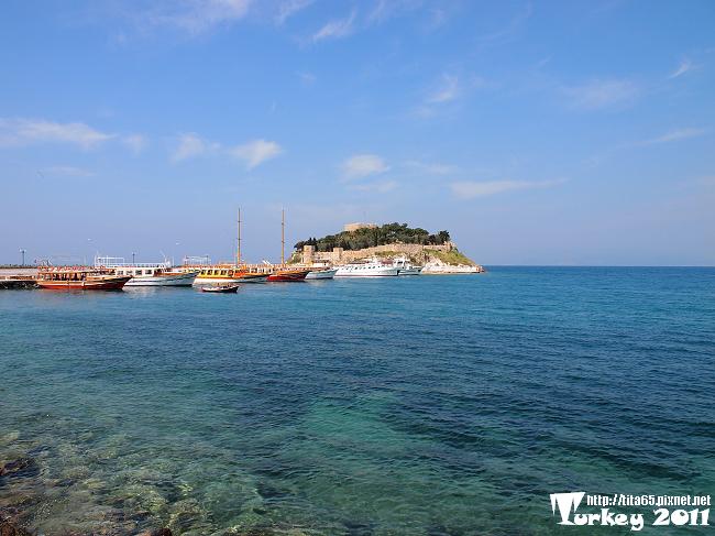 蔚藍的愛琴海