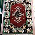 中東手工毯