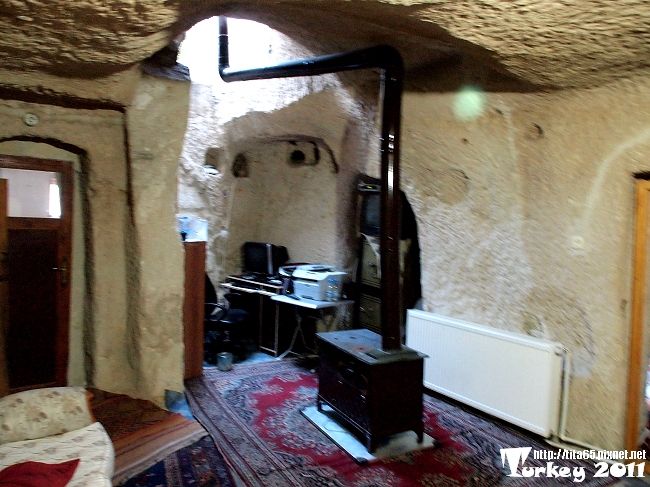 Cave Life Pension@Cappadocia