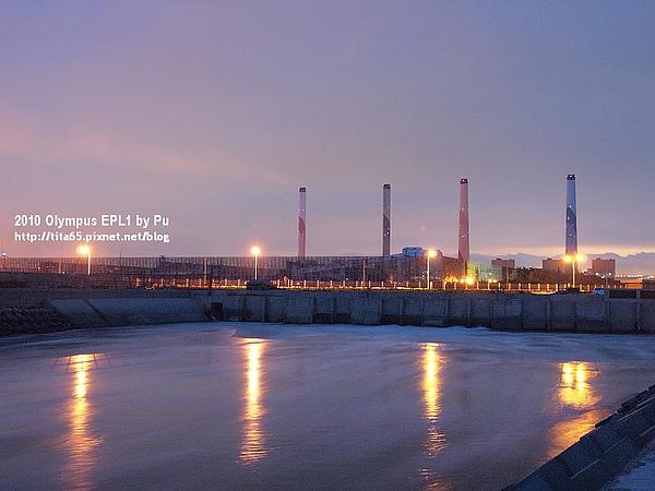火力發電廠ㄉ大煙囪