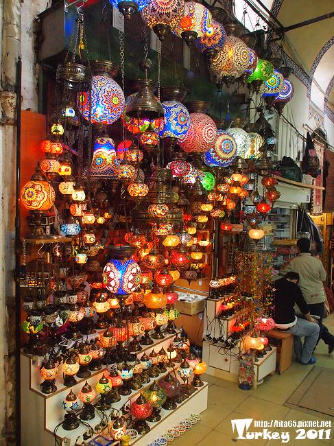 有頂大市集 (Grand Bazaar)