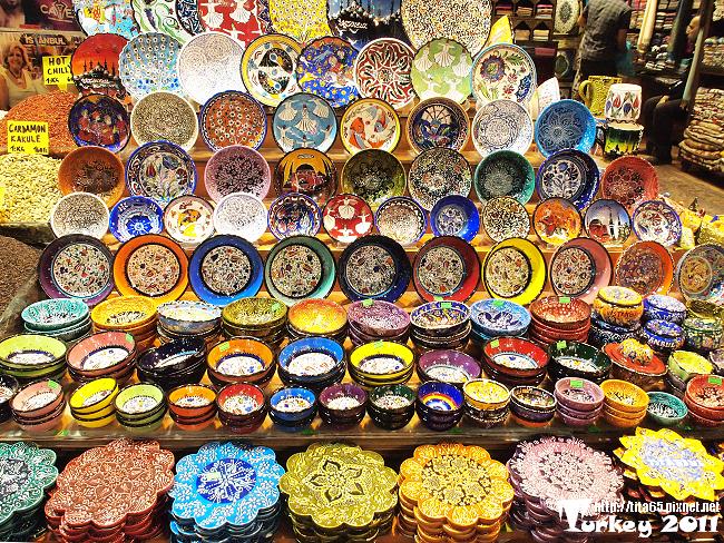 埃及市集 (Spice Bazaar)