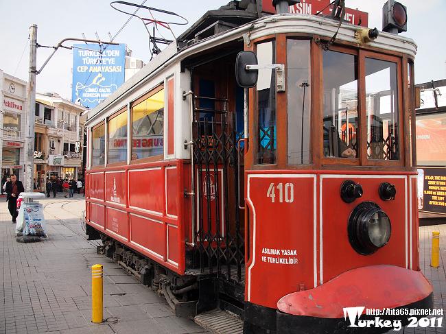 獨立大道&復古電車(Trambay)
