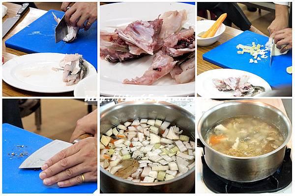 魚膏湯製作