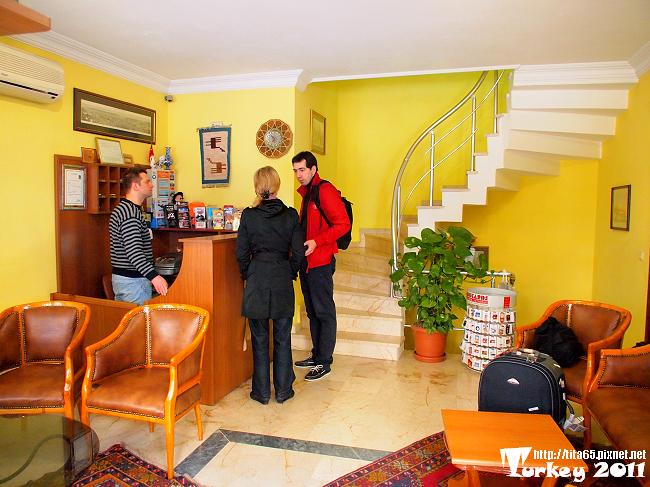 Hotel Gul Sultan Sultanahmet@Istanbul