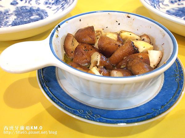TAPAS-奶油香菇