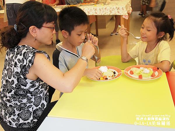 親子共享ㄉ冰淇淋沙拉