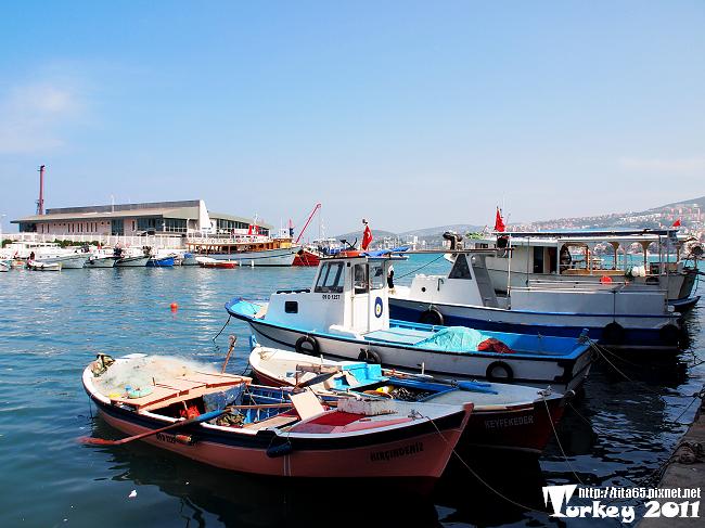 蔚藍的愛琴海~