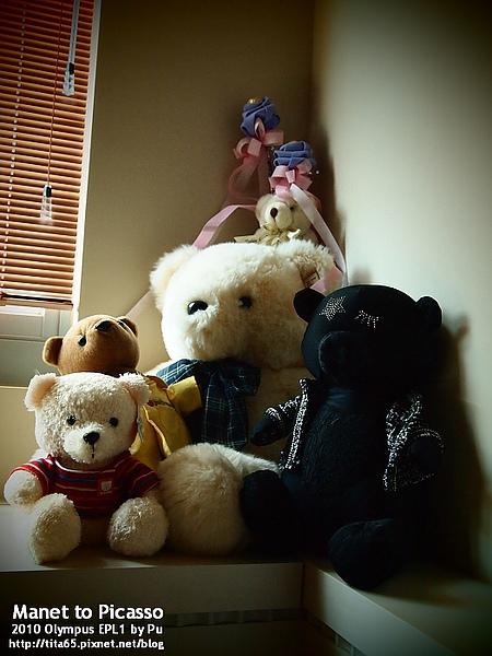 老姊家的熊~
