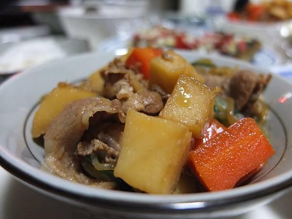 馬鈴薯燉肉 (3)