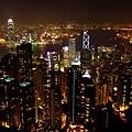 香港太平山夜景