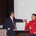 2010 TITC Thanksgiving party 沛錦科技感恩禮拜音樂會--沛錦科技總經理宋智達與母親同唱客家情歌part2