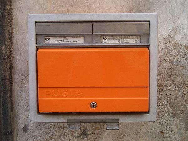 post box pragu