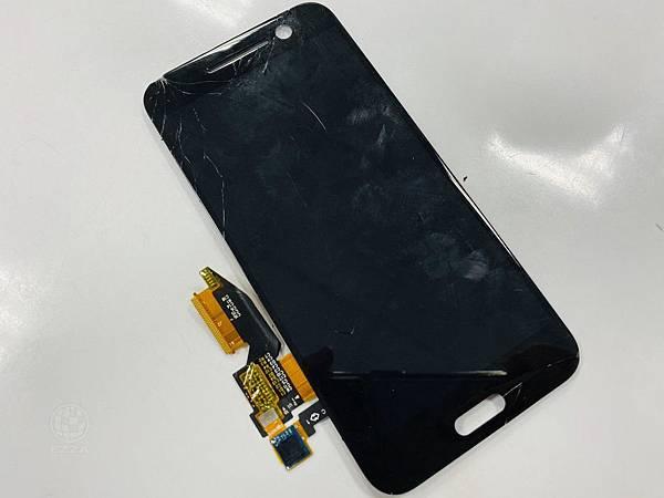 HTC M10更換面板.jpg