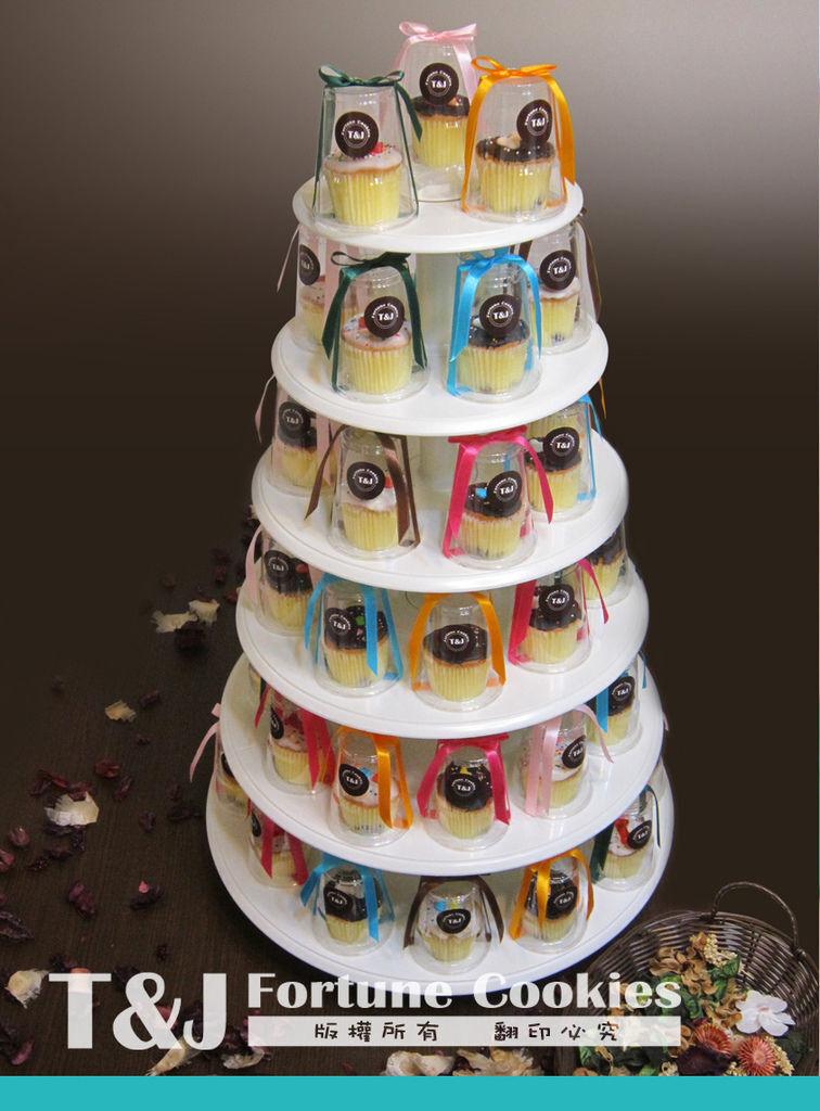 蛋糕展示架