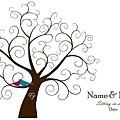 簽名樹 - C