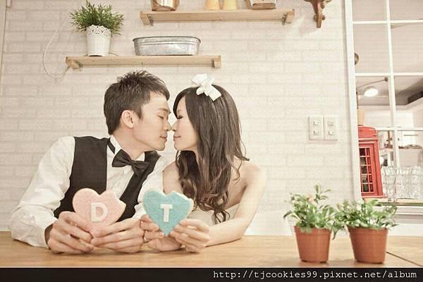 倪小姐婚紗照1