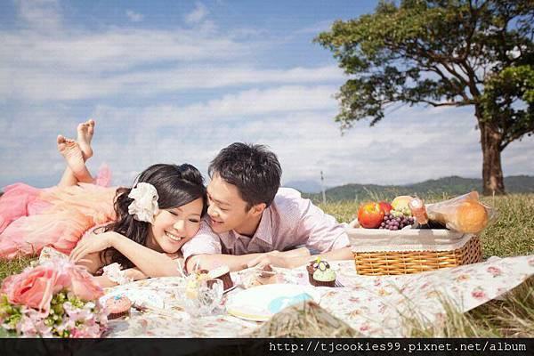 倪小姐婚紗照3