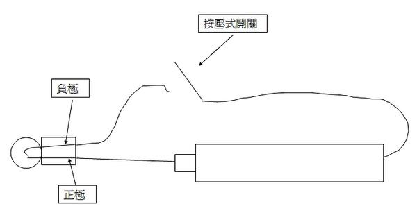 紅外線led筆電路圖