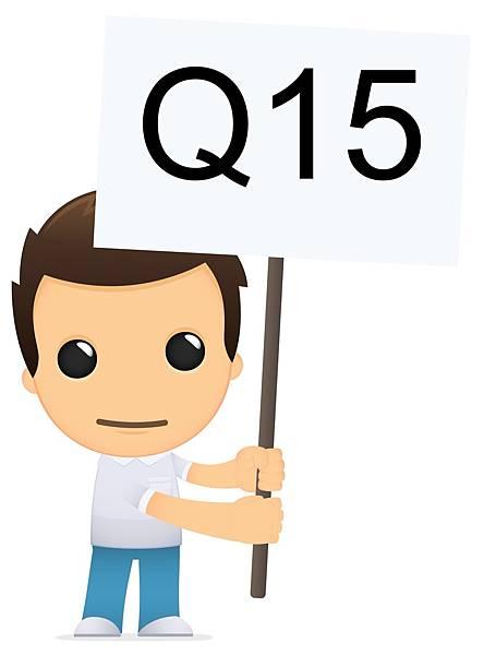立正!Q15詢問退役軍人人員可否享受轉學考上的優待,完畢!