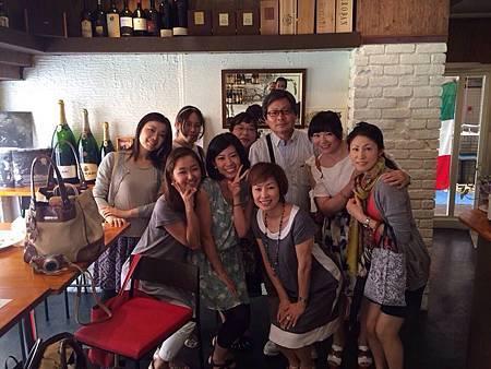 8/19料理教室食事会