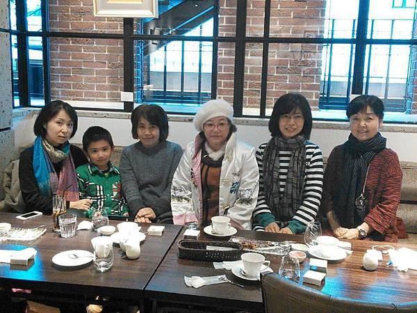 12/26松平先生來覺王山