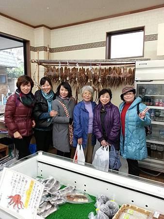 12/2日間賀島河豚
