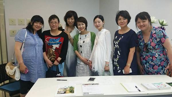 7-10中村先生の展示
