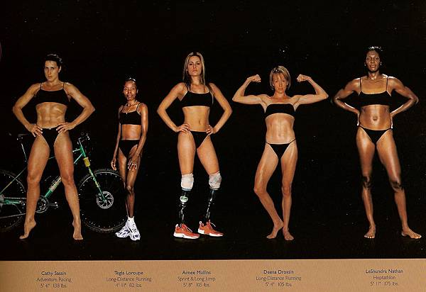 howard-schatz-and-beverly-ornstein-olympic-athlete-body-types-adventureracing-longdistancerunning-heptathlon