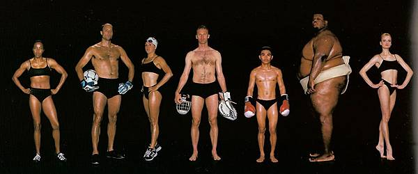 howard-schatz-and-beverly-ornstein-olympic-athlete-body-types-soccer-icehockey-sumo