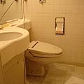 品川王子飯店廁所