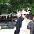 明治神宮結婚儀式